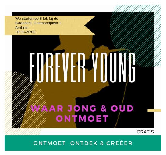 Doe jij ook mee? Forever Young