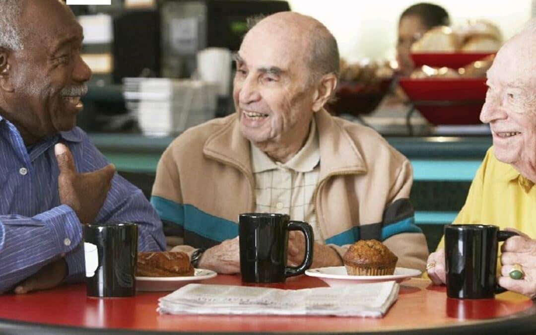 Kom jij ook naar het volgende Ouderencafé in Het Bruishuis?