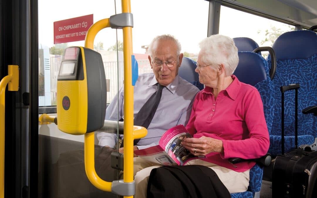 Ervaar het openbaar vervoer!