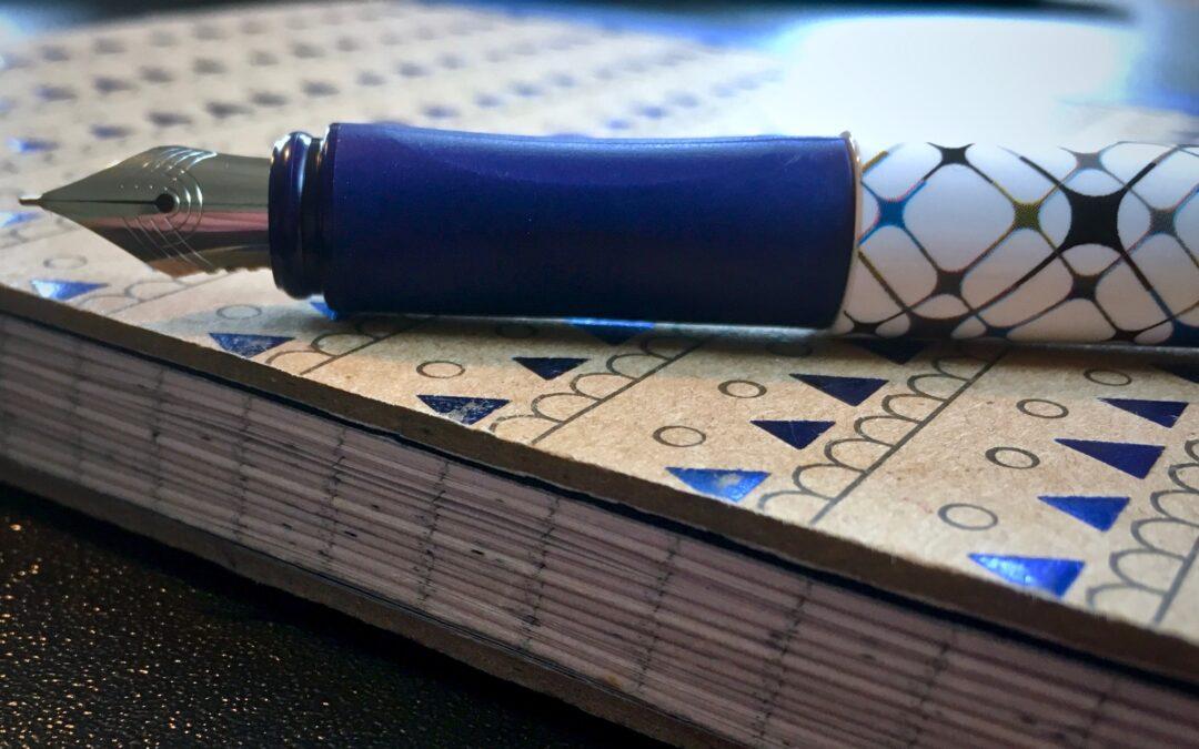 Schrijf je graag? Meld je dan nu aan bij Levensboeken!