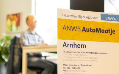 Gezocht: Vrijwillige assistent coördinator AutoMaatje!