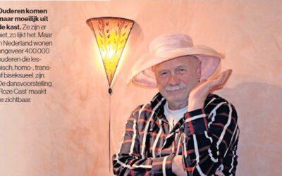 Blinde vlek voor roze ouderen